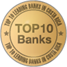 Top 10 leading Banks