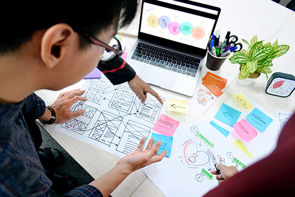 Design Thinking – Strategy for Innovation and Creativity