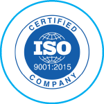 Certified in ISO 9001:2015 Standard